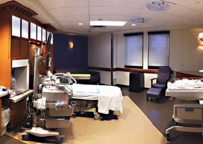 Flagstaff Medical Center Women, Infant, and Children's Department Remodel