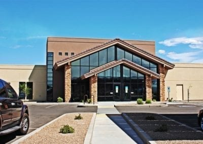 Mohave Mental Health Clinic Child and Family Services Building
