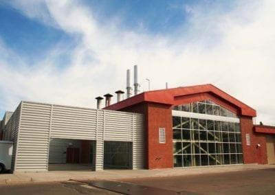 Northern Arizona University North Boiler Plant