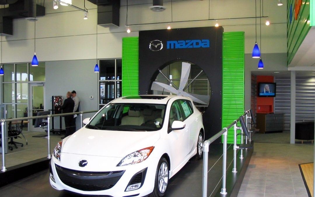 Peak Mazda
