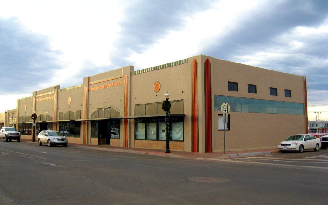 National Bank of Arizona, Williams