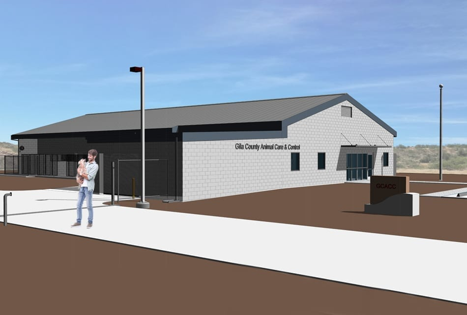 Gila County Animal Shelter (In Progress)
