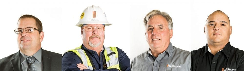 Veteran Employment at Loven Contracting: For Our Veteran Staff, Service Hasn't Stopped