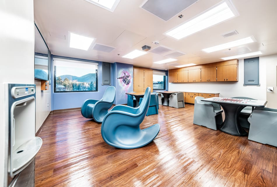 Flagstaff Medical Center Adolescent Behavioral Health Facility Remodel