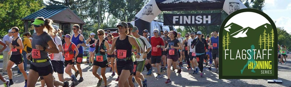 Loven Contracting Sponsors the Flagstaff Running Series